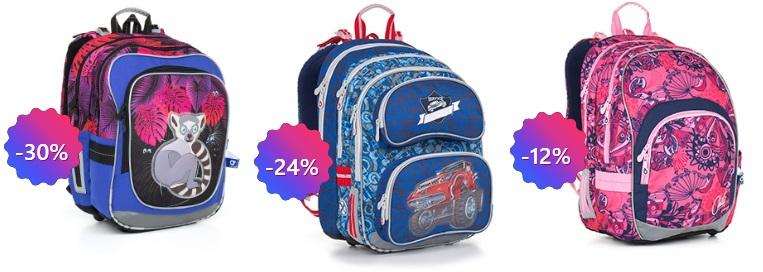 Školské a študentské batohy v akcii 4caf5c6027